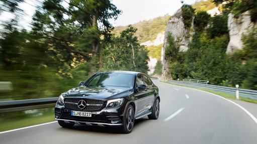 Mercedes-Benz SA reports record AMG sales year