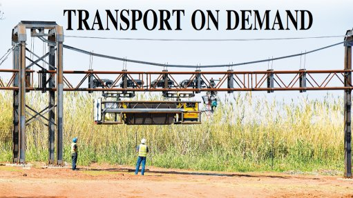 SA firm sees potential for elevated-track solution in everything mining to public transport