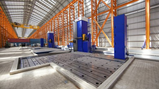 New tandem horizontal boring to be fully operational in July