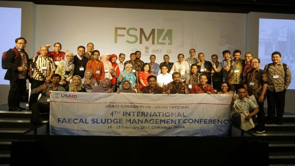 SUSTAINABLE GOALS The 2017 faecal sludge management conference outlined various countries' targets towards sustainable sewage treatment by 2030