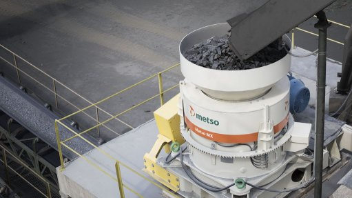 Metso's new crusher reduces costs, improves uptime by 10%