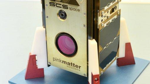 SCS Space's nSight1 nanosatellite