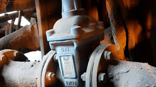 VITAL COMPONENT  It is critical that mines select the correct valves to suit their specifications for quality water-flow solutions