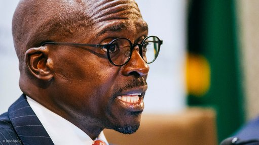 Gigaba slams Eskom's 'mistake' of contradicting government policy on renewables