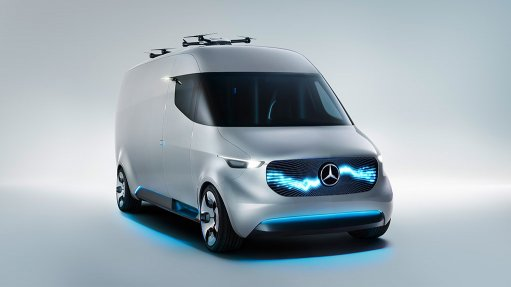 German logistics company to pilot electric vans in 2018