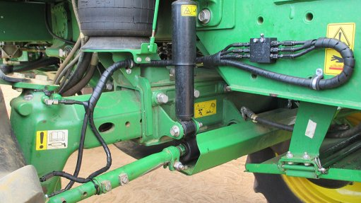 Lincoln Lubrication and SKF showcase agricultural solutions at Nampo 2017