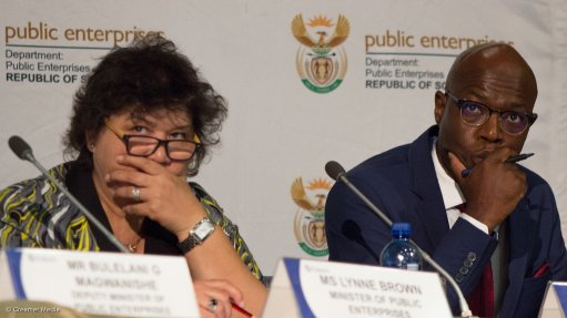Recruitment process for new Eskom CEO to be concluded by end-May