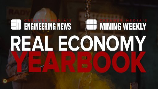 Creamer Media announces special offer for Real Economy Yearbook to be published in June