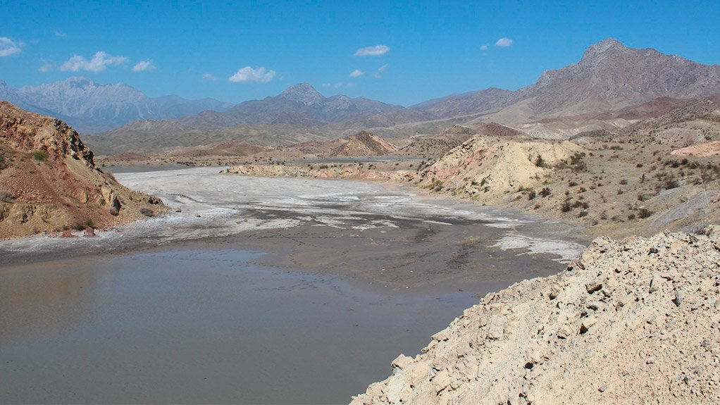 SUMSAR INDUSTRIAL AREA, KYRGYZSTAN The former Sumsar mining and ore processing area is located in an ecologically sensitive environment and is exposing residents to chemical contaminants