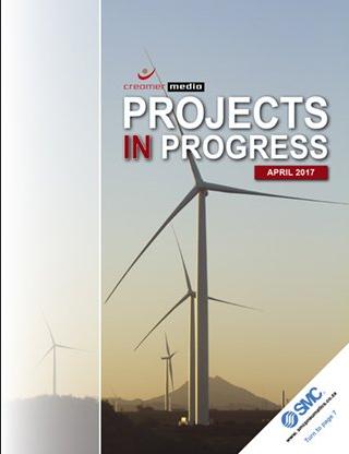 Projects in Progress - April 2017