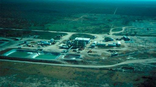 Palangana mine, US