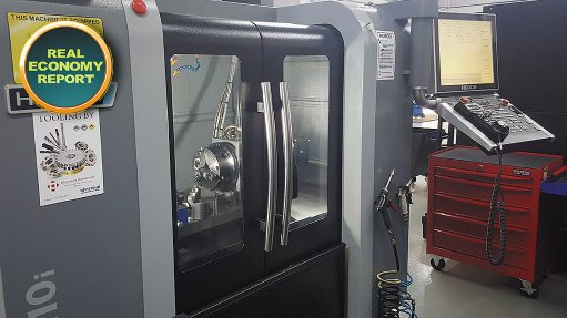 CNC Machines to produce components for isotope separation facility
