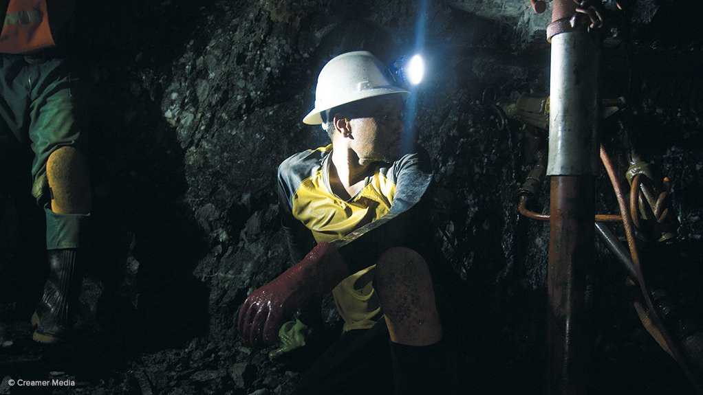CASE FOR MECHANISATION The most certain way to prevent occupational lung disease in mining is to remove people from the picture and completely mechanise underground mining operations