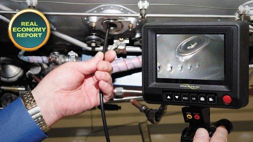 Flexible engineering borescopes seeing rising demand
