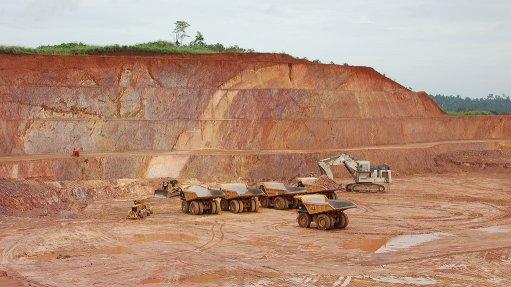 Agbaou mine, Côte d'Ivoire