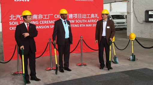 BAW invests R250m to upgrade Springs taxi plant