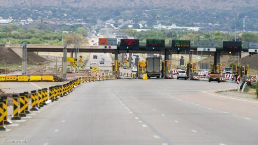 N4 leg of toll plaza upgrade under way