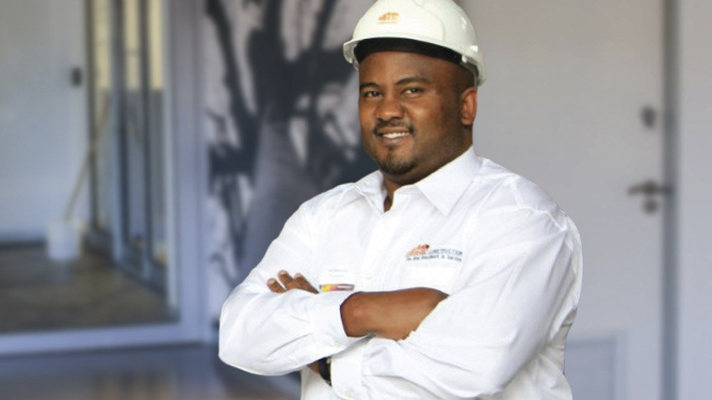 """THUSO KOBOYATAU An emerging construction contractor will usually have an """"exceptionally hard time"""" convincing current corporate clients that it can take on larger contracts"""