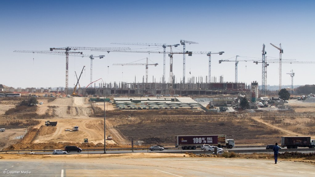 NEW FOCUS MAY SAVE CONSTRUCTION Qualifying small enterprise have been somewhat neglected, but could be key to addressing South Africa's socioeconomic problems