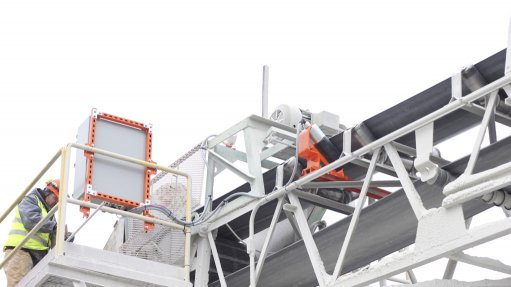 Tensioning system  extends conveyor belt life