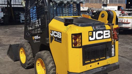 First flameproof skid steer for underground use supplied to Matla