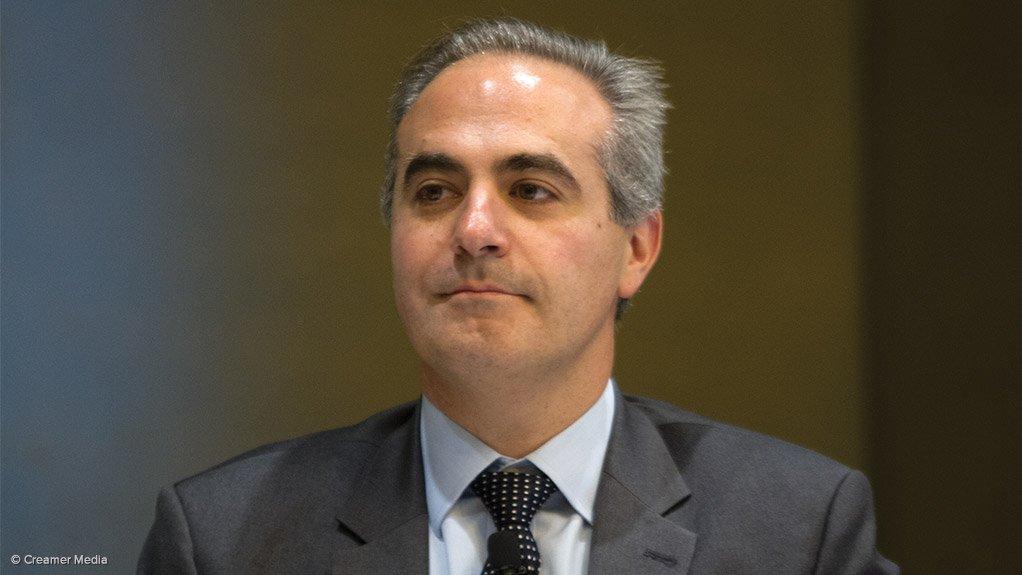 Renergen CEO Stefano Marani