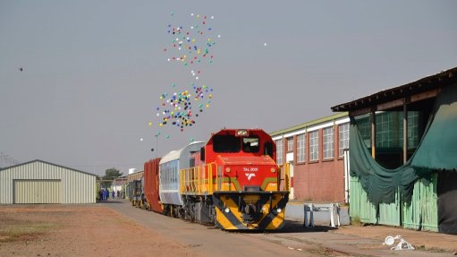 New loco developed to bolster mining logistics in Africa