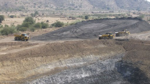 Modest mining industry growth on back of political turmoil