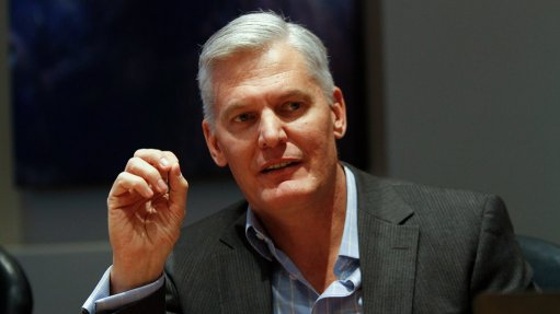 Manufacturing Circle chairperson André de Ruyter