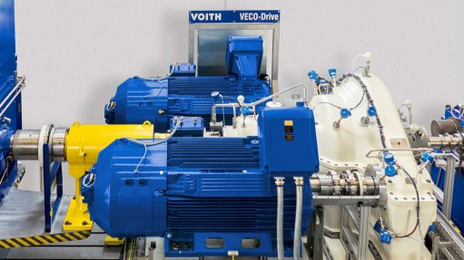 New speed control product for pumps, compressors