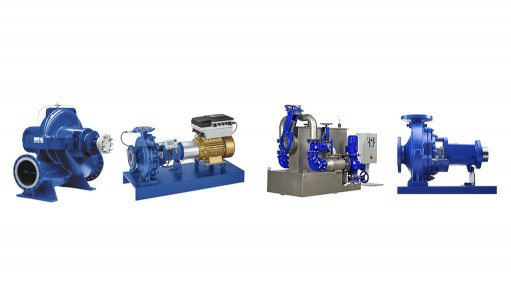Pretoria company to service, supply new pumps range