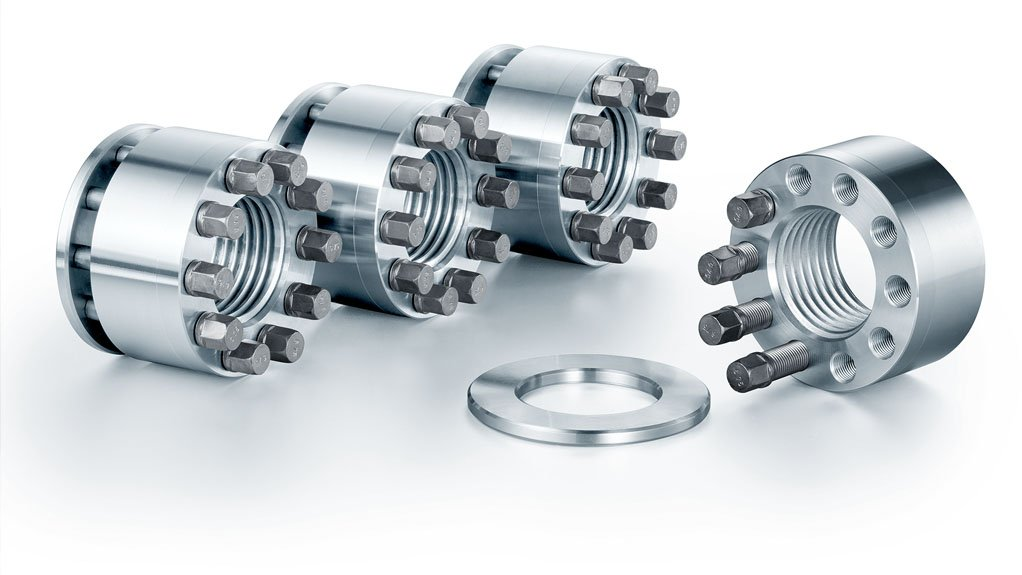 ENSURING PRETENSION FORCE The HEICO-TEC Tension nut has been developed for applications where it is difficult to use a pneumatic, electric or hydraulic tool to tighten the nut