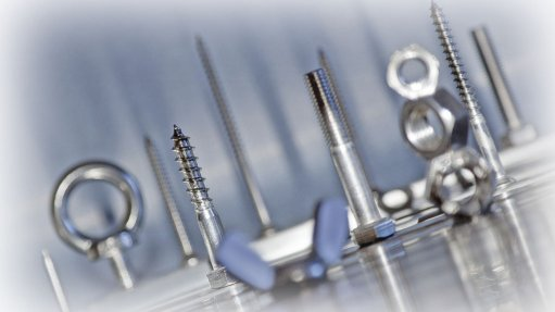 ROBUST PRODUCT  Stainless steel fasteners are far more resistant to staining, corrosion and rust than ordinary steel