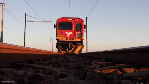 Major Transnet Freight Rail mineral mining, chrome maintenance shut