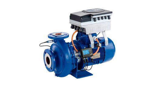 New close-coupled pump from KSB
