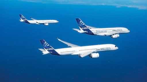 TO INFINITY European aircraft manufacturer Airbus plays an important role in the world's aerospace manufacturing industry
