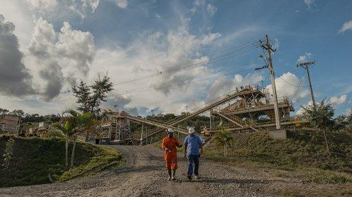 Turmalina mine, Brazil