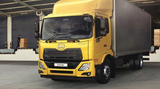 UD Trucks launches new heavy-duty truck range in SA