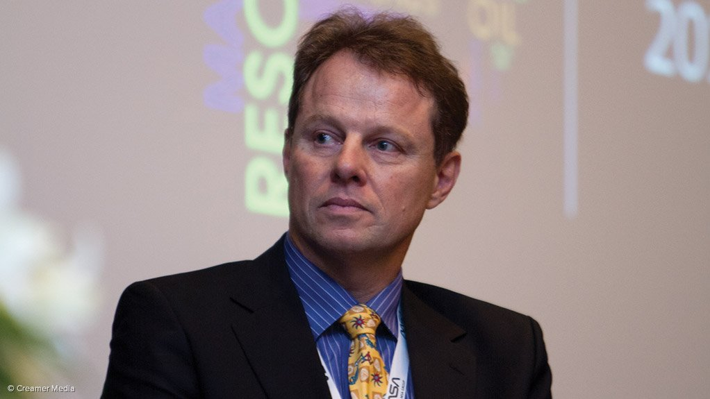 Botswana Diamonds CEO James Campbell