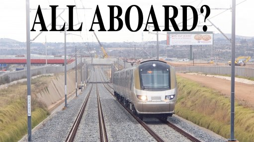 Funding a thorny issue as Gautrain boss  pushes for 150 km network expansion