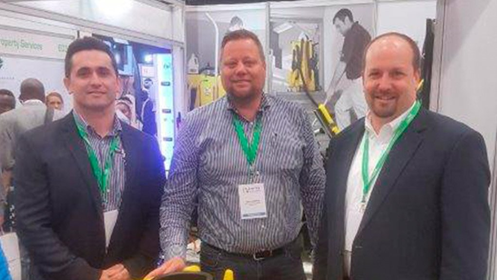 Goscor Cleaning Equipment launches Kaivac at CleantexPulire 2017