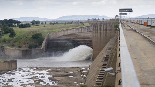 DAMNING STATE Dams in South Africa are under pressure to meet a growing water demand