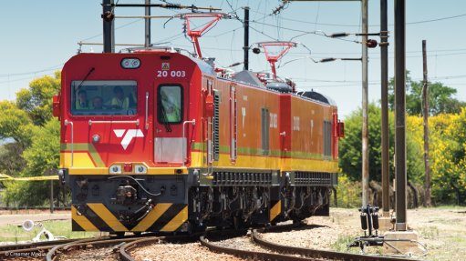 'Not one' CSR locomotive made in South Africa, economic research group claims