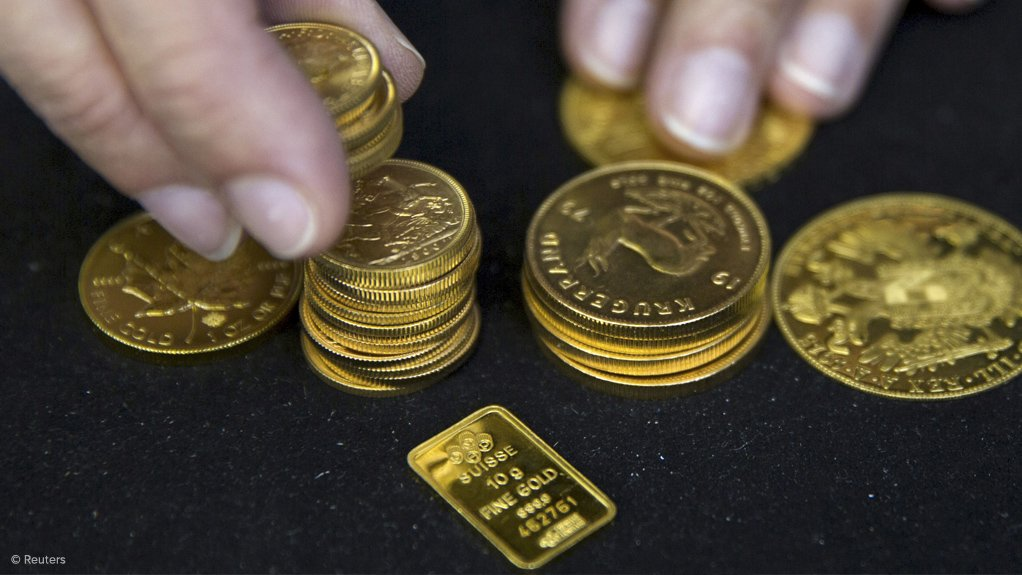 GOLDEN OPPORTUNITY Global economic and political developments have aligned to deliver potentially outstanding returns on gold investment