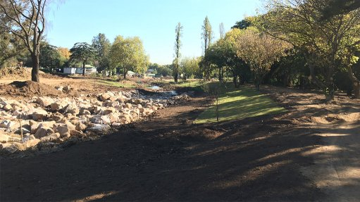 Park upgrades provide community upliftment