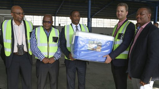 Manufacturer becomes latest tenant at Eastern Cape industrial park