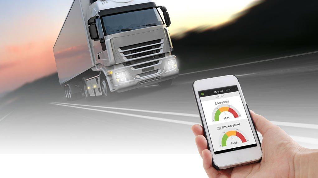 MIX REPORTMYDRIVING MiX Telematics Journey Management Centre provides road users with a platform to report traffic incidents or driver offences of subscribed fleet vehicles