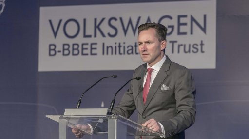 VWSA trust makes first investment to grow black supplier base
