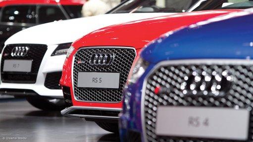 Audi SA third carmaker to halt detailed sales reporting