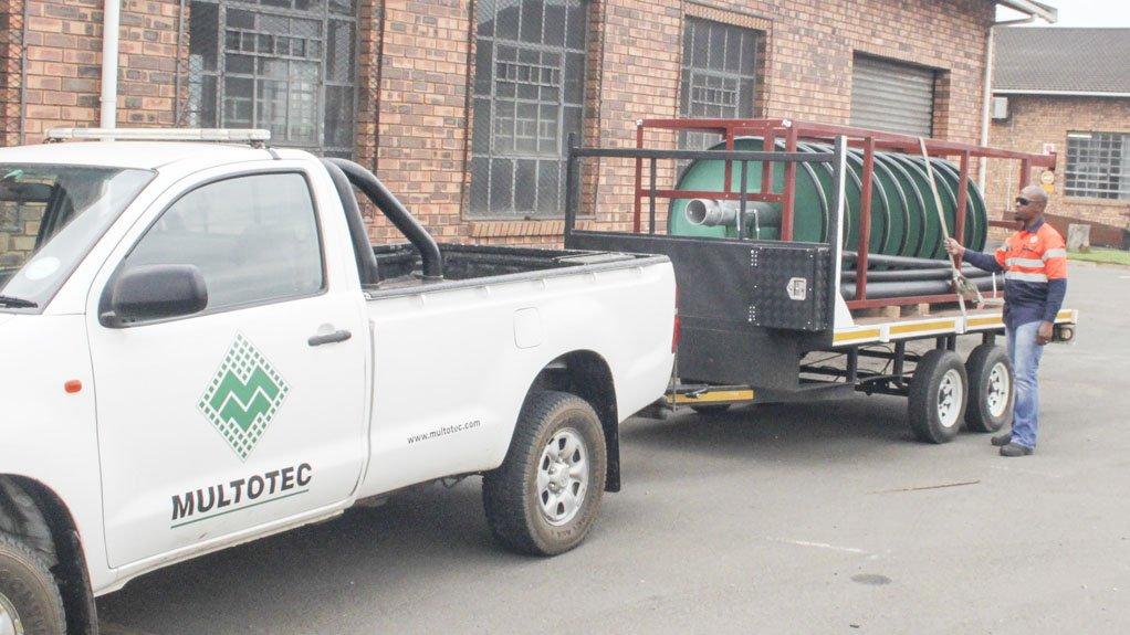 LONG-TERM RELATIONSHIPS Multotec field service teams conduct regular site visits to ensure optimum performance of equipment